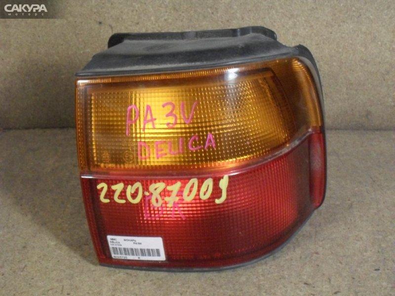 Фонарь стоп-сигнала Mitsubishi Delica PA3V  Красноярск Сакура Моторс