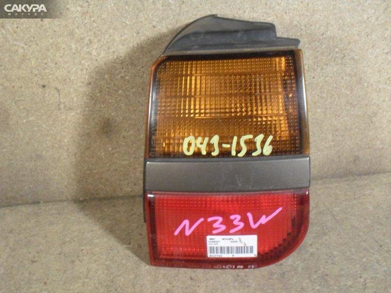 Фонарь стоп-сигнала Mitsubishi Chariot N33W  Красноярск Сакура Моторс