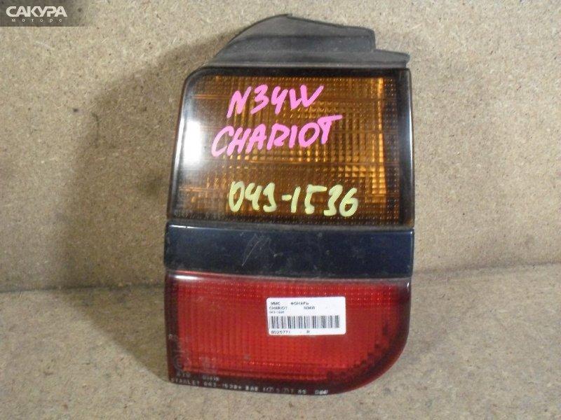 Фонарь стоп-сигнала Mitsubishi Chariot N34W  Красноярск Сакура Моторс