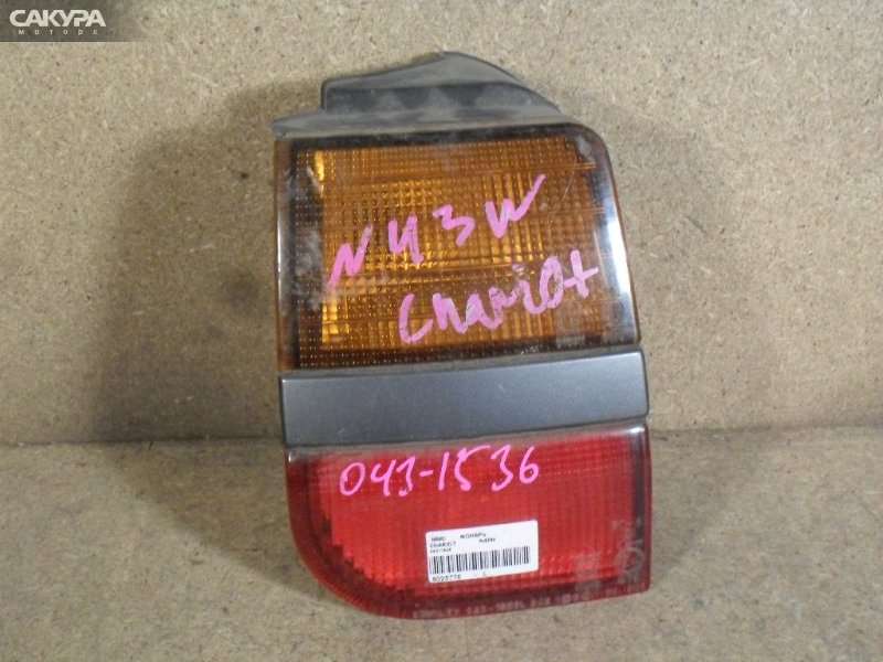 Фонарь стоп-сигнала Mitsubishi Chariot N43W  Красноярск Сакура Моторс