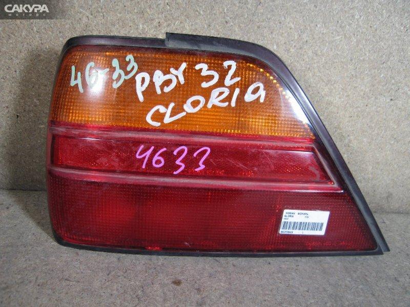 Фонарь стоп-сигнала Nissan Gloria Y32  Красноярск Сакура Моторс