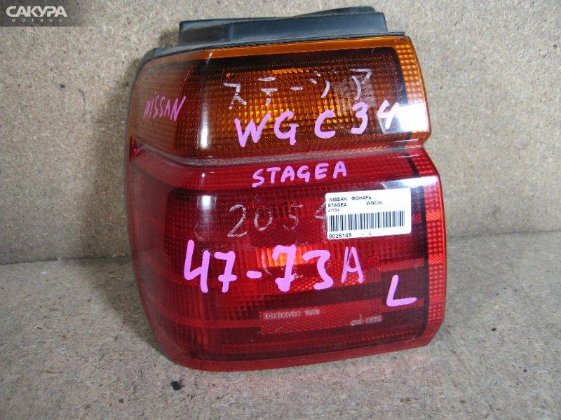 Фонарь стоп-сигнала Nissan Stagea WGC34  Красноярск Сакура Моторс