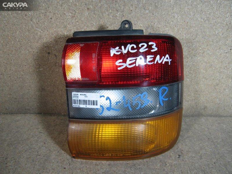 Фонарь стоп-сигнала Nissan Serena KBC23  Красноярск Сакура Моторс