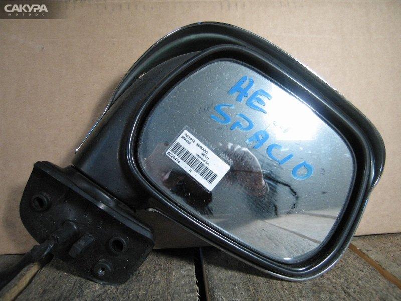 Зеркало боковое Toyota Corolla Spacio AE111N  Красноярск Сакура Моторс