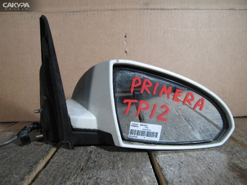 Зеркало боковое Nissan Primera TP12  Красноярск Сакура Моторс