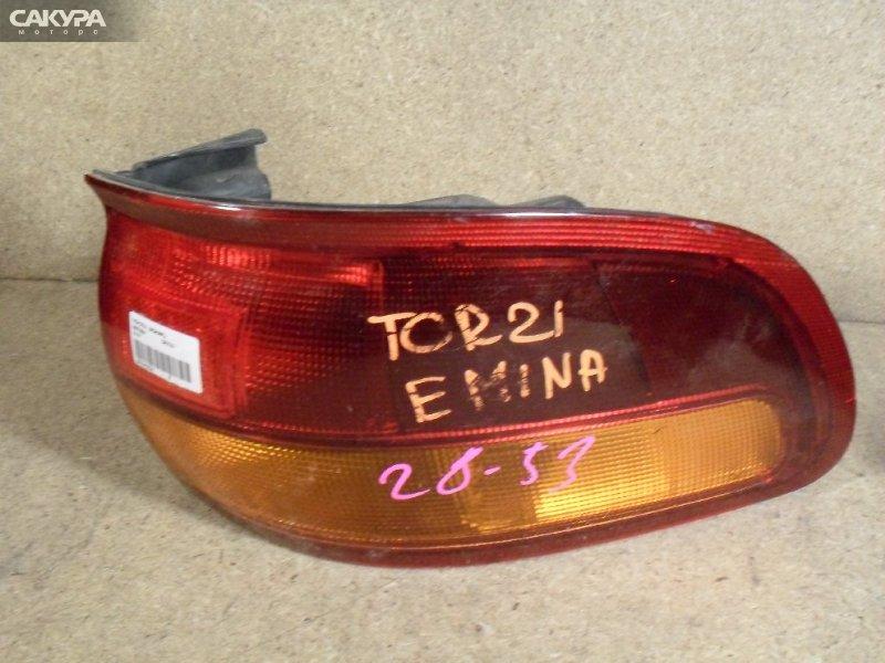 Фонарь Toyota Estima Emina CXR10G  Красноярск Сакура Моторс