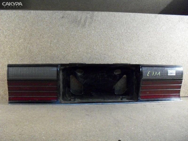 Фонарь вставка багажника Mitsubishi Galant E33A  Красноярск Сакура Моторс