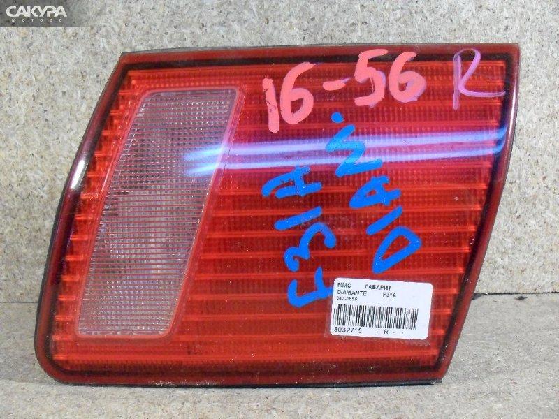 Фонарь вставка багажника Mitsubishi Diamante F31A  Красноярск Сакура Моторс