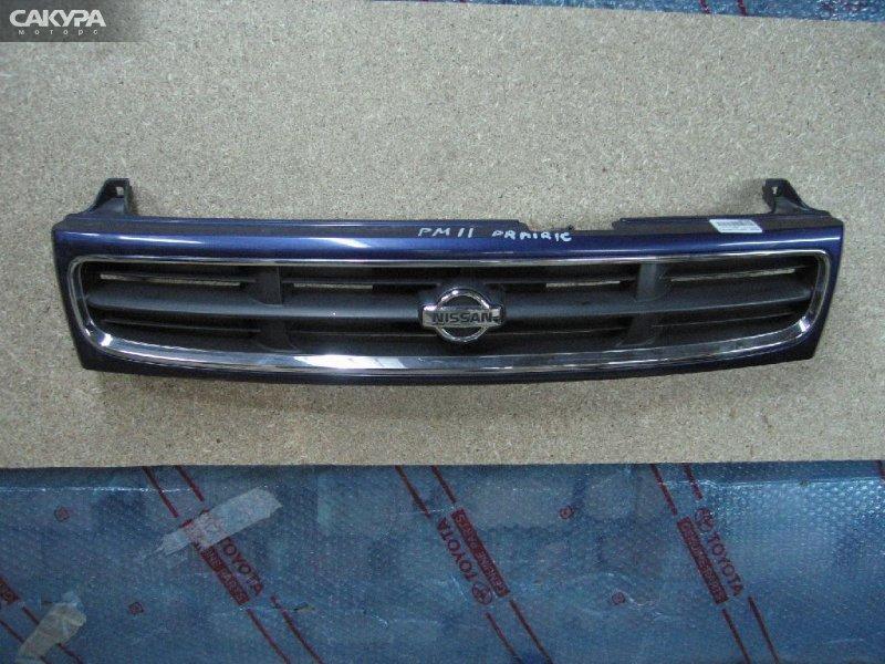Решетка радиатора Nissan Prairie JOY PM11  Красноярск Сакура Моторс