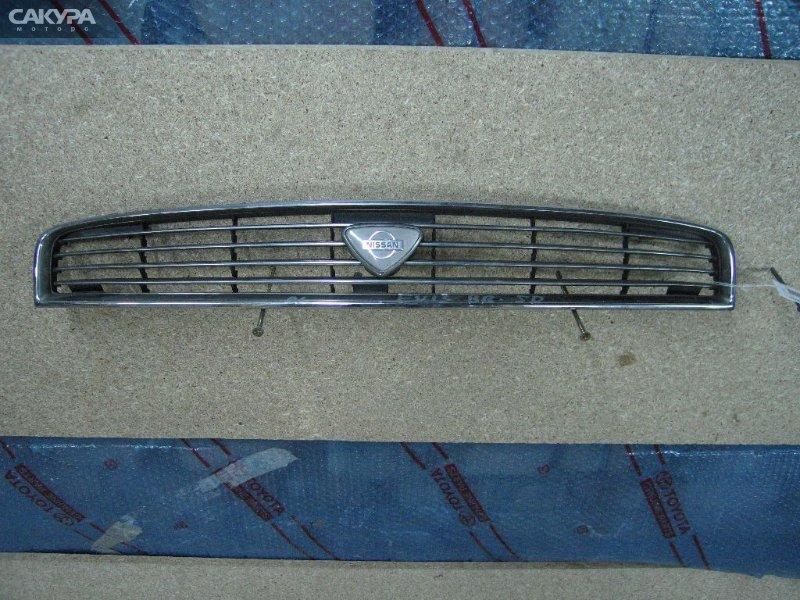 Решетка радиатора Nissan Bluebird U13  Красноярск Сакура Моторс