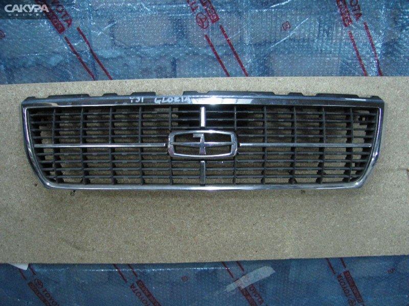 Решетка радиатора Nissan Gloria Y31  Красноярск Сакура Моторс