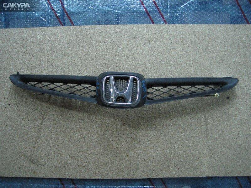 Решетка радиатора Honda FIT GD1  Красноярск Сакура Моторс