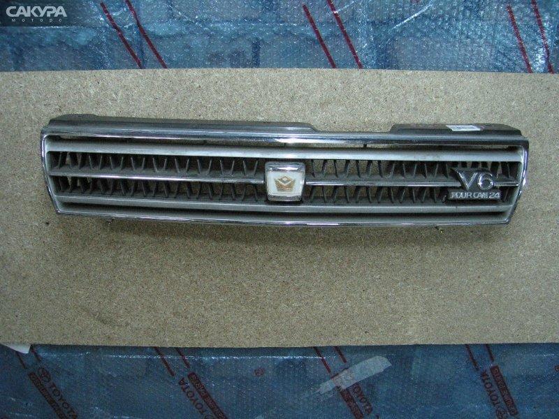 Решетка радиатора Toyota Camry Prominent VZV20  Красноярск Сакура Моторс