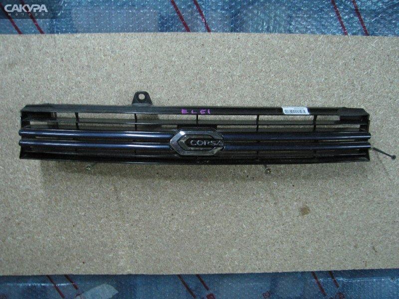 Решетка радиатора Toyota Corsa EL51  Красноярск Сакура Моторс