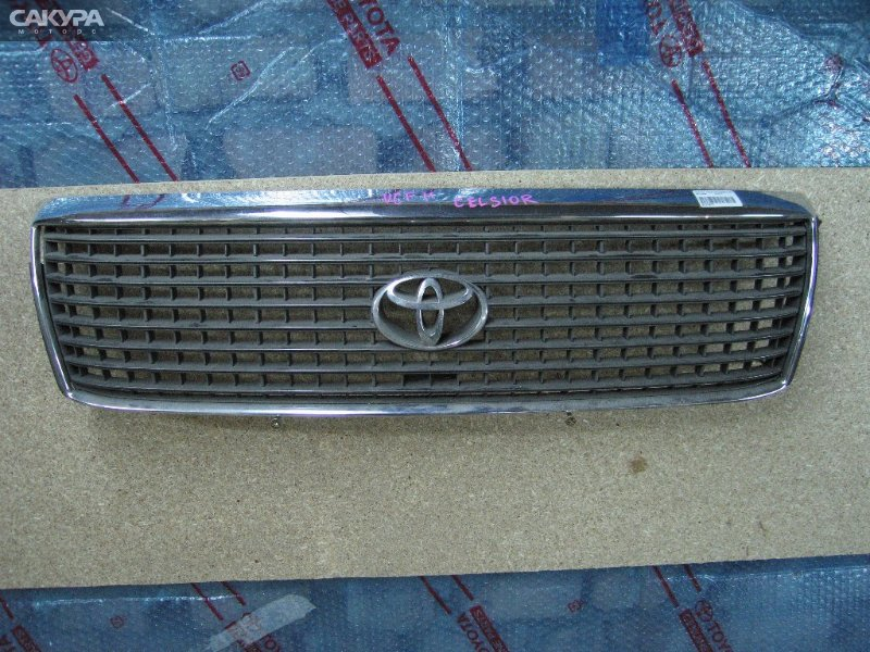 Решетка радиатора Toyota Celsior UCF11  Красноярск Сакура Моторс
