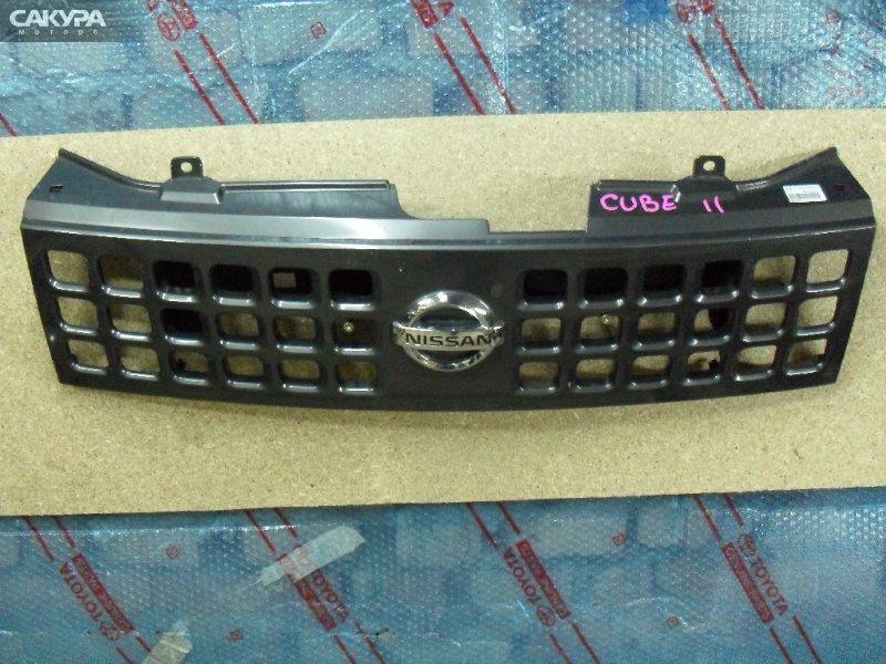 Решетка радиатора Nissan Cube BZ11 CR14DE Красноярск Сакура Моторс