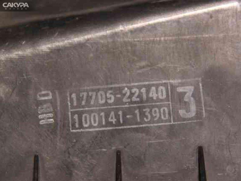 Корпус воздушного фильтра Toyota OPA ZCT10 1ZZ-FE Красноярск Сакура Моторс