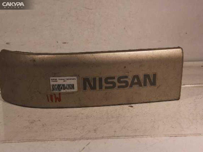Планка под фонарь Nissan Prairie M11  Красноярск Сакура Моторс