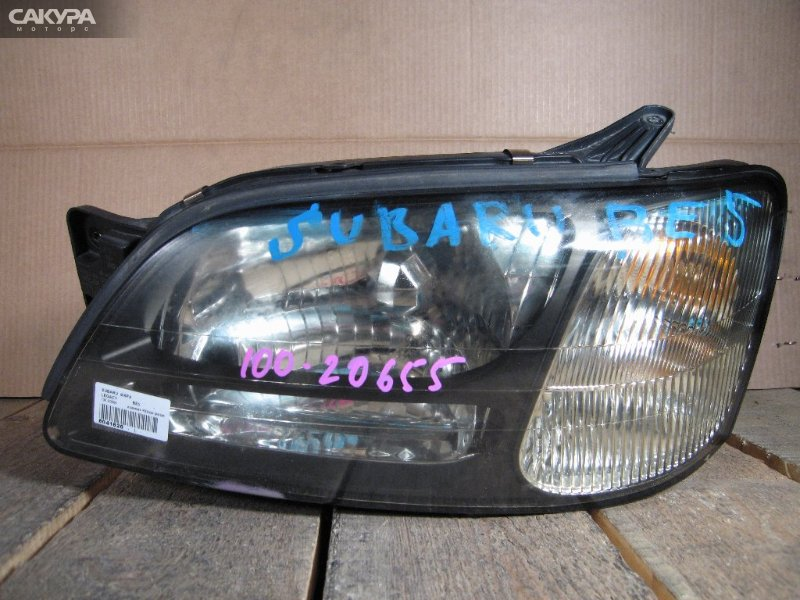 Фара Subaru Legacy BE5  Красноярск Сакура Моторс