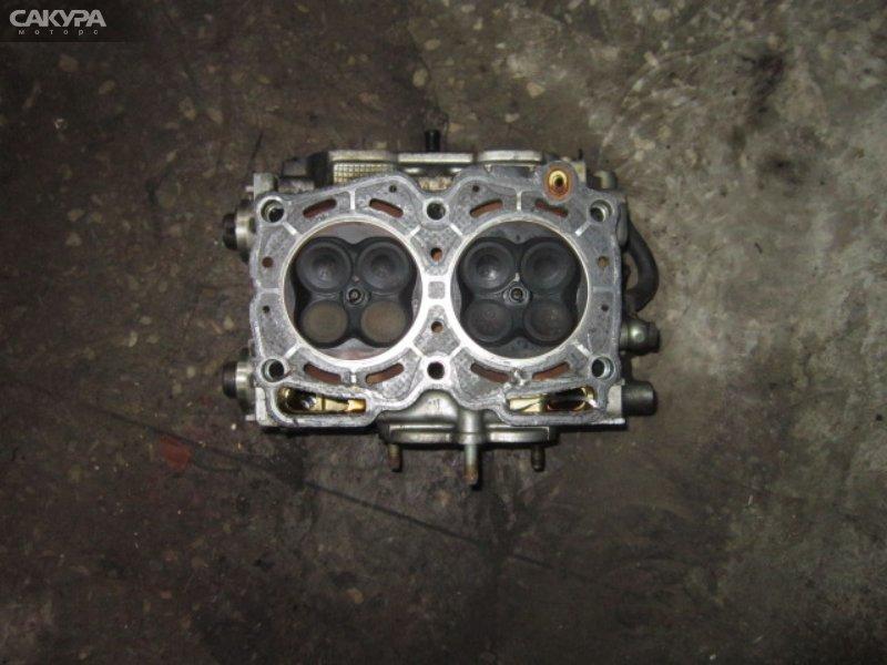 Головка блока цилиндров Subaru Legacy  EJ20-TT Красноярск Сакура Моторс