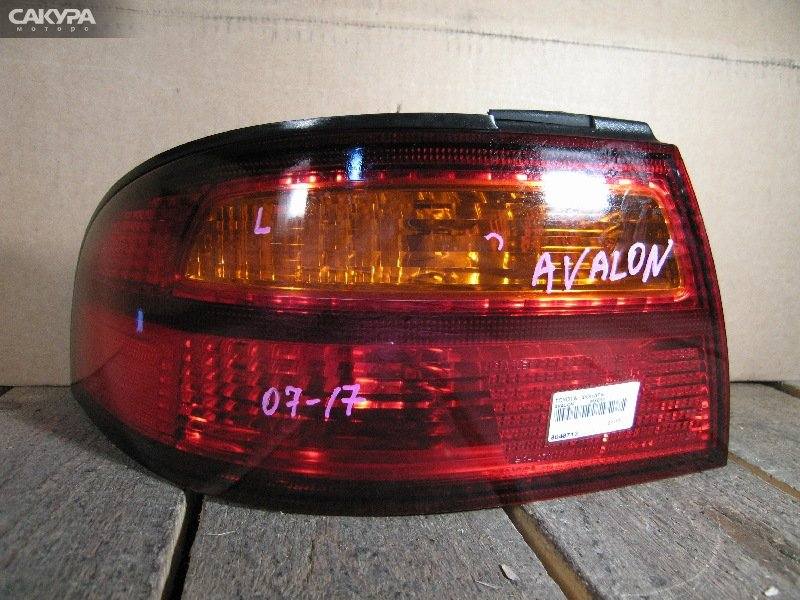 Фонарь стоп-сигнала Toyota Avalon MCX10  Красноярск Сакура Моторс