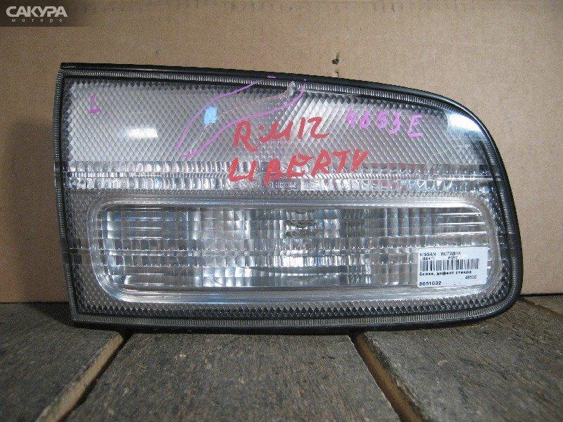 Фонарь вставка багажника Nissan Liberty PM12  Красноярск Сакура Моторс