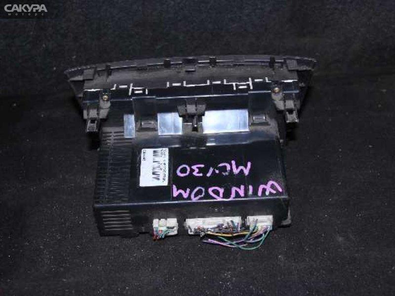 Блок управления климат-контролем Toyota Windom MCV30  Красноярск Сакура Моторс