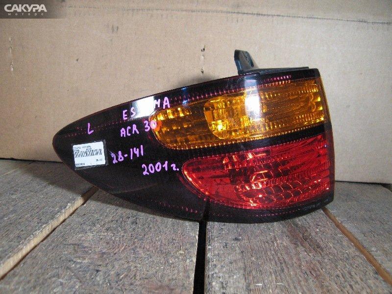 Фонарь стоп-сигнала Toyota Estima ACR30W  Красноярск Сакура Моторс