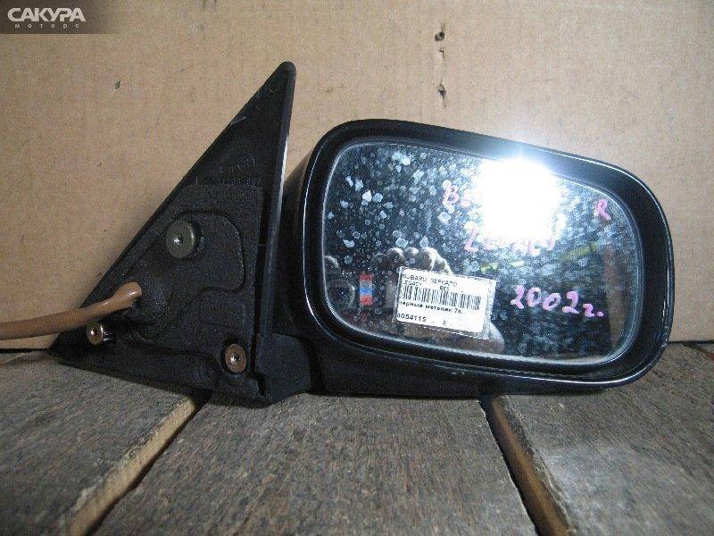 Зеркало боковое Subaru Legacy BE5  Красноярск Сакура Моторс