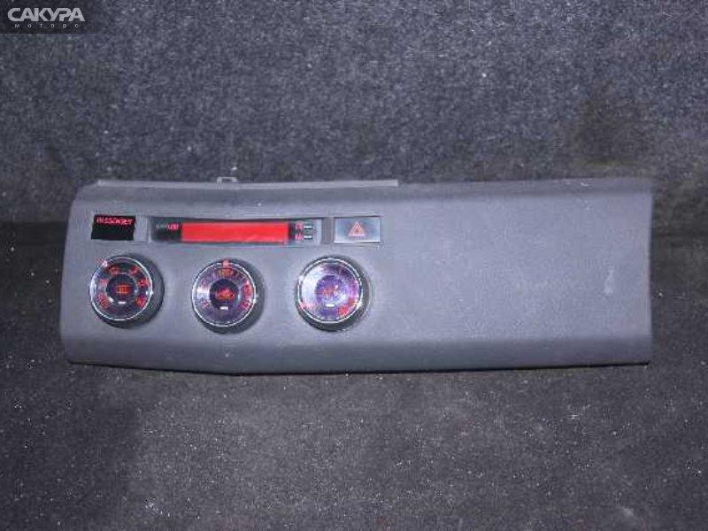 Блок управления климат-контролем Toyota Will VS ZZE127  Красноярск Сакура Моторс