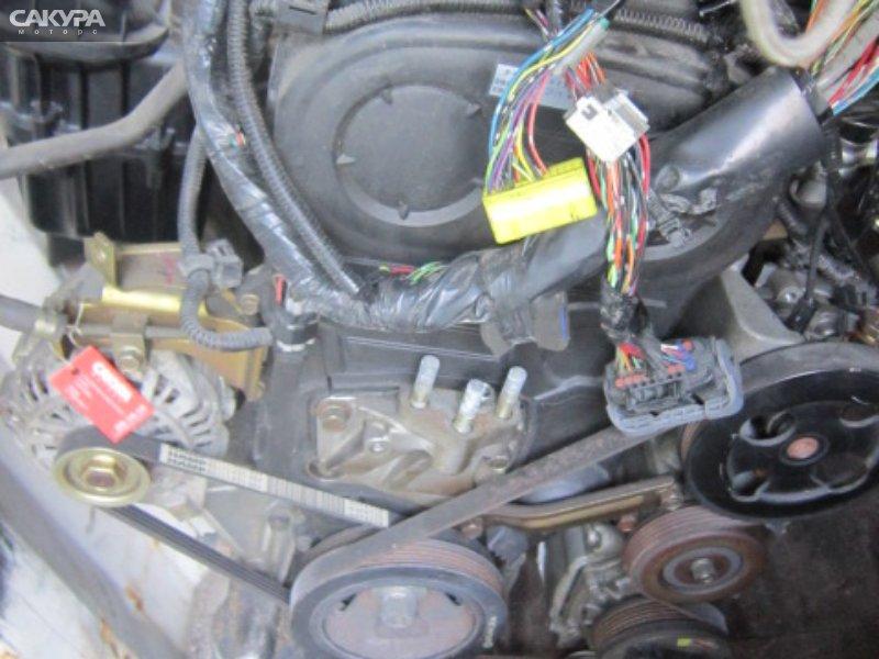Двигатель Mitsubishi Dion CR6W 4G94 Красноярск Сакура Моторс