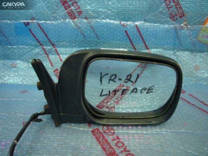 Зеркало боковое Toyota Liteace YR21G 3Y-EU Красноярск Сакура Моторс