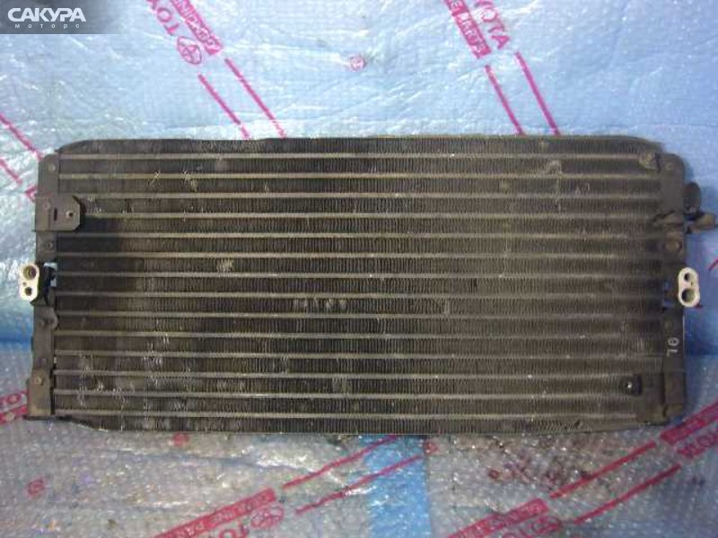 Радиатор кондиционера Toyota  ST170  Красноярск Сакура Моторс