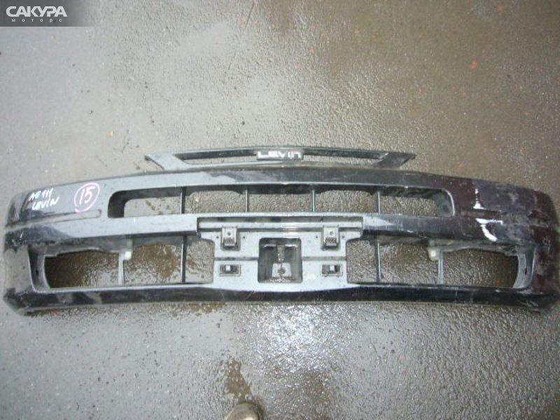Бампер Toyota Corolla Levin AE111  Красноярск Сакура Моторс