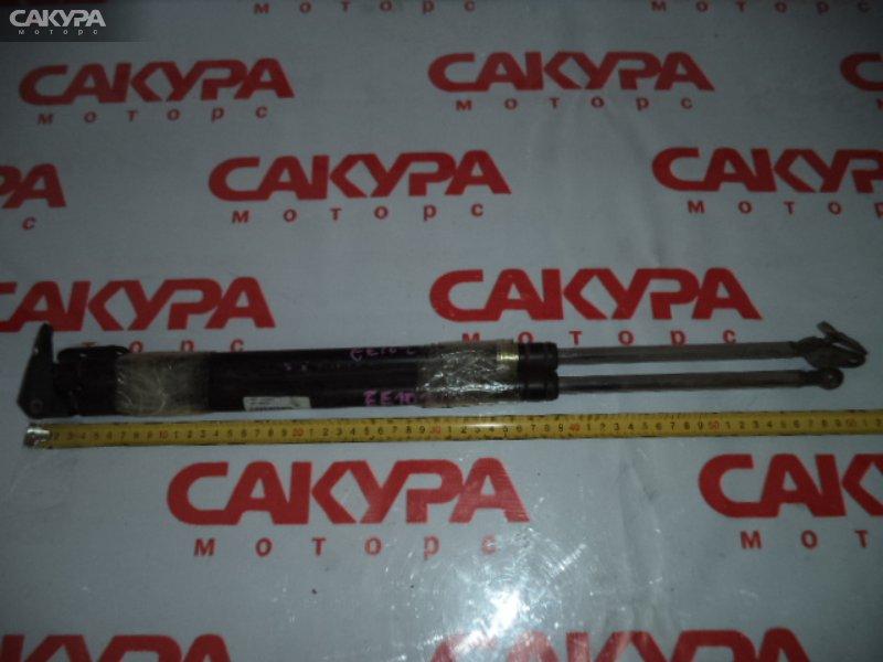 Амортизатор капота Toyota Corolla EE102V  Красноярск Сакура Моторс