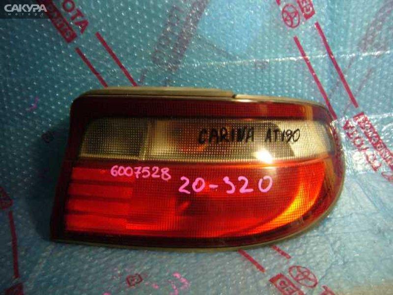 Фонарь стоп-сигнала Toyota Carina AT190  Красноярск Сакура Моторс