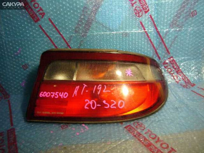 Фонарь Toyota Carina AT190  Красноярск Сакура Моторс