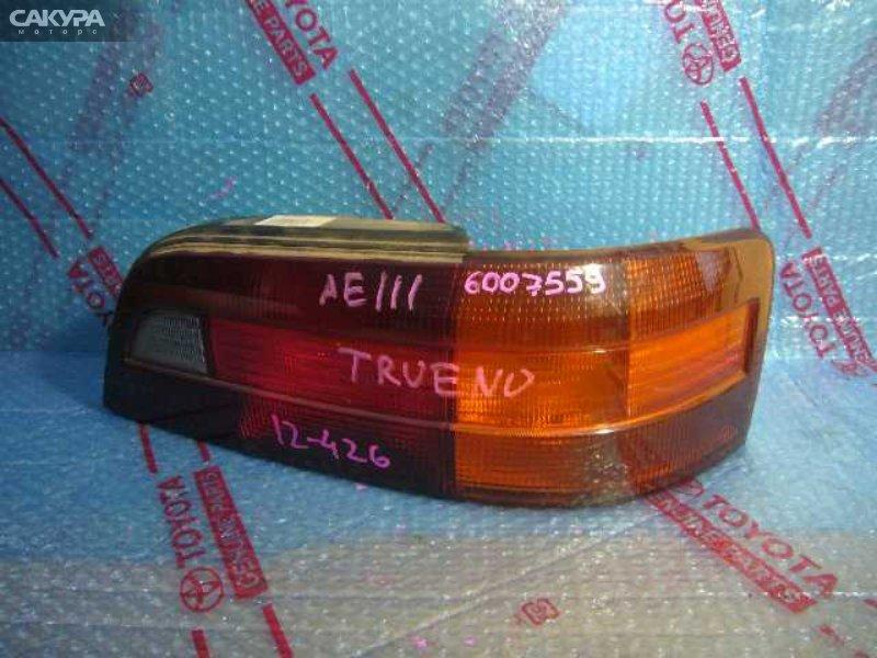 Фонарь стоп-сигнала Toyota Sprinter Trueno AE110  Красноярск Сакура Моторс