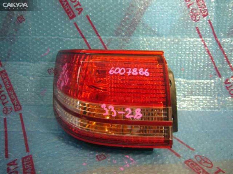 Фонарь стоп-сигнала Toyota Mark II Qualis SXV20W  Красноярск Сакура Моторс