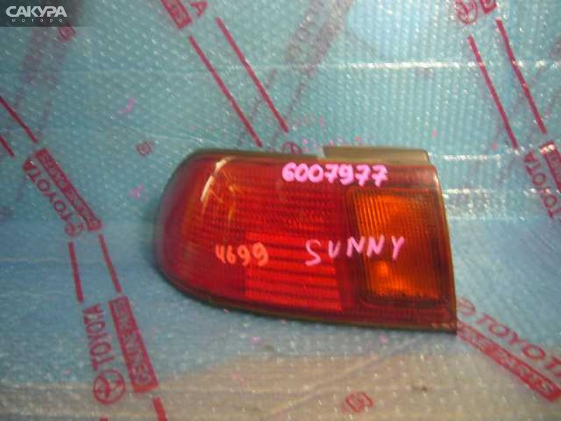 Фонарь стоп-сигнала Nissan Sunny B14  Красноярск Сакура Моторс
