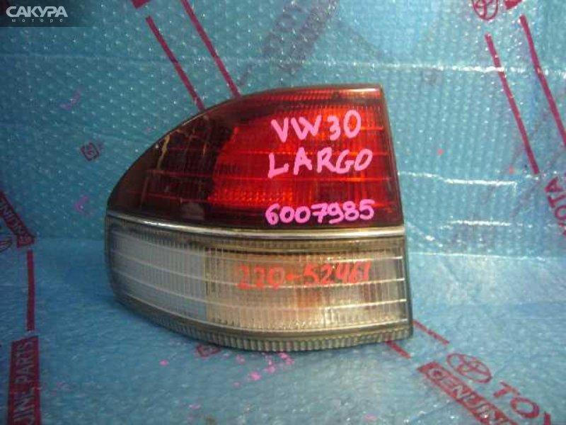 Фонарь Nissan Largo W30  Красноярск Сакура Моторс