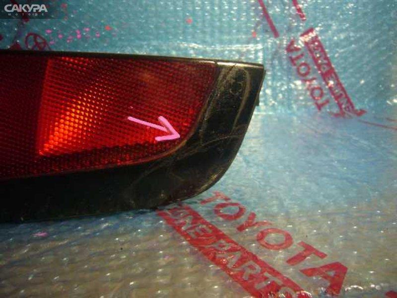 Фонарь стоп-сигнала Nissan Cube Z10  Красноярск Сакура Моторс