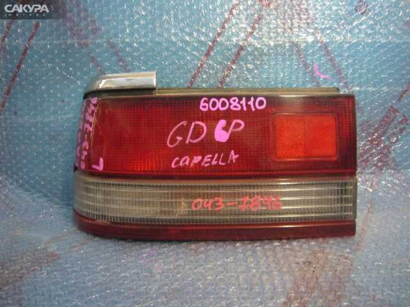 Фонарь стоп-сигнала Mazda Capella GD6P  Красноярск Сакура Моторс