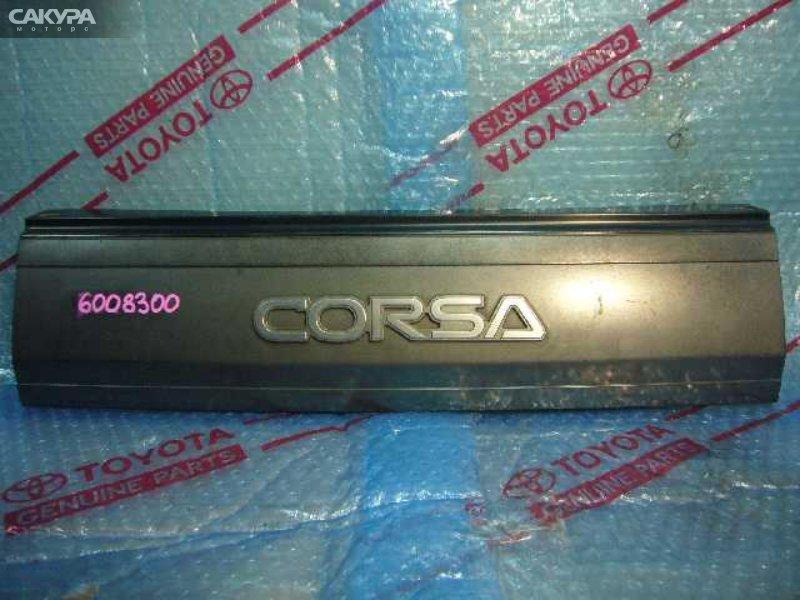 Фонарь вставка багажника Toyota Corsa EL30  Красноярск Сакура Моторс