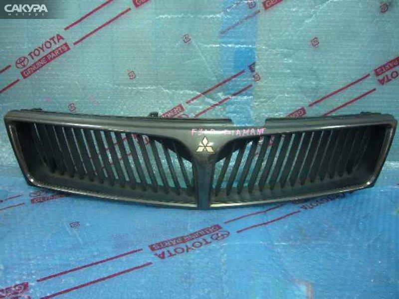 Решетка радиатора Mitsubishi Diamante F31A  Красноярск Сакура Моторс