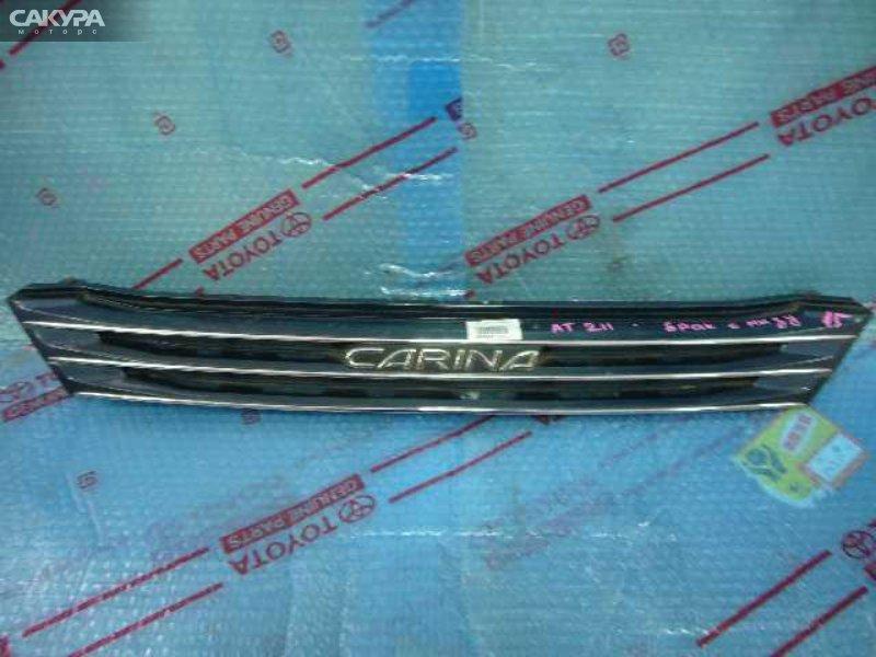 Решетка радиатора Toyota Carina AT211  Красноярск Сакура Моторс