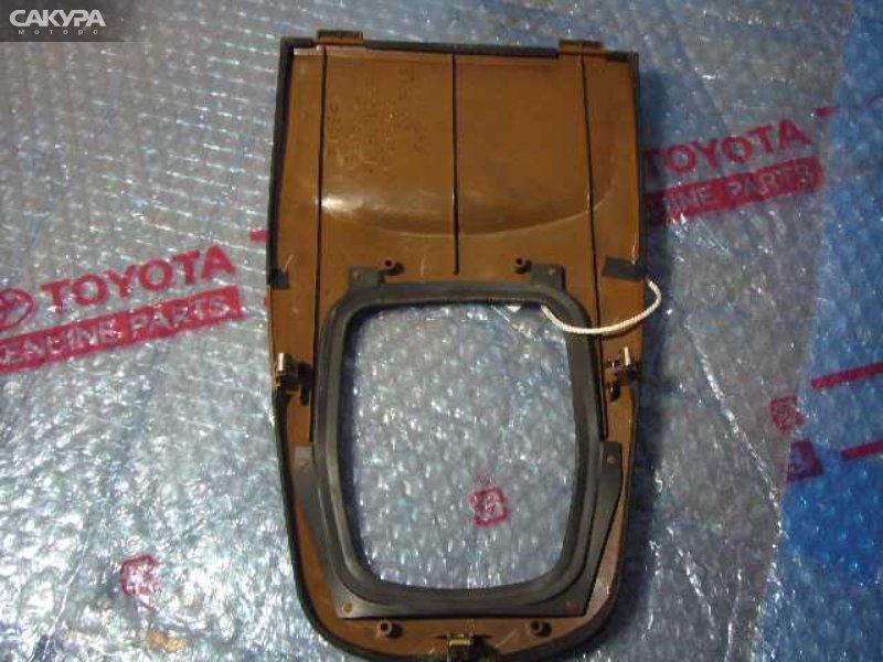 Пластиковые детали салона Mitsubishi Galant EA1A  Красноярск Сакура Моторс