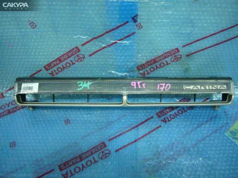 Решетка радиатора Toyota Carina AT170  Красноярск Сакура Моторс