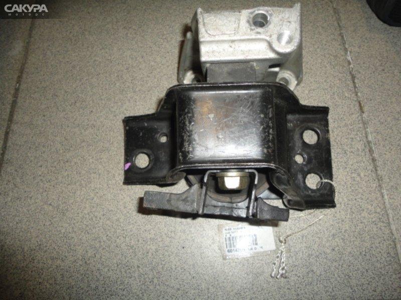 Подушка двигателя Nissan Cube BZ11 CR14DE Красноярск Сакура Моторс