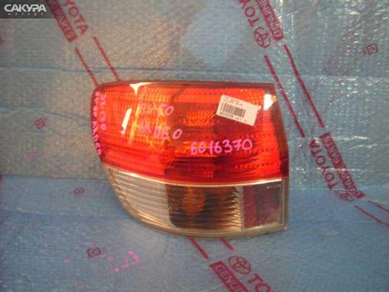 Фонарь стоп-сигнала Toyota Vista Ardeo SV50  Красноярск Сакура Моторс